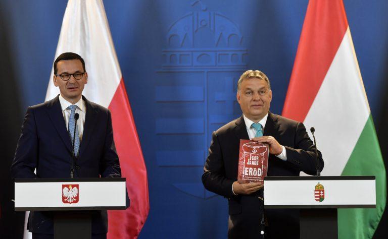 Visegrád és migránsügy – erről beszélt Orbán és Morawiecki