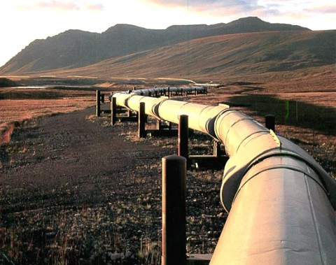 Új olajvezeték: Oroszország megduplázza exportját Kínába
