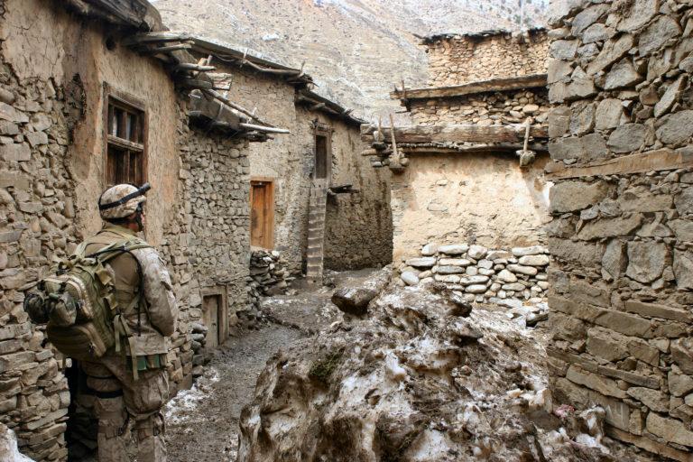 Végtelen vallásháború Afganisztánban