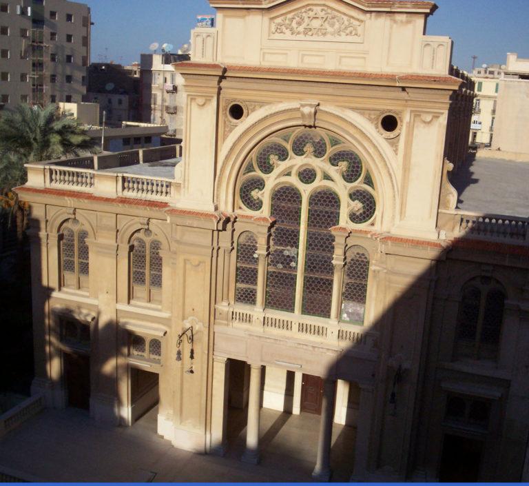 Egyiptom kétmillió dollárt költ egy zsinagóga felújítására
