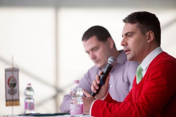 A bérunióról szólt a Jobbik ünneplése