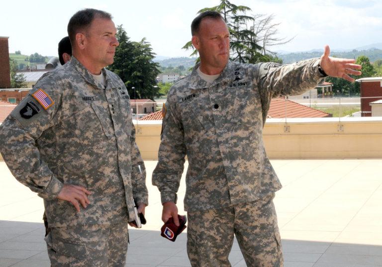 """""""Katonai Schengent"""" javasol az Európában állomásozó amerikai csapatok parancsnoka"""