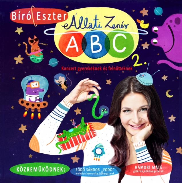 Állati zenés ABC, nem csak gyerekeknek