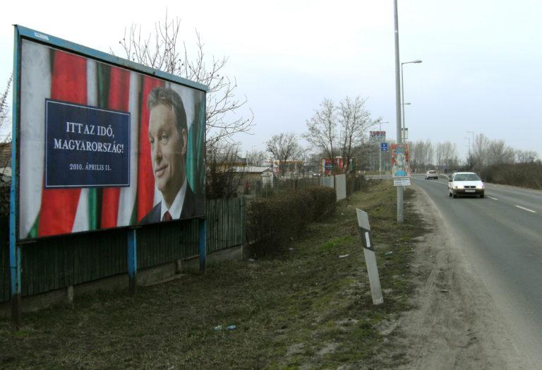 Nem nyomoznak a Fidesz-plakátok ügyében