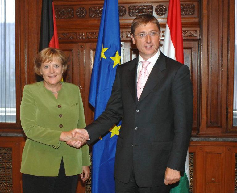 Tíz éve történt: Merkel először járt kancellárként Budapesten