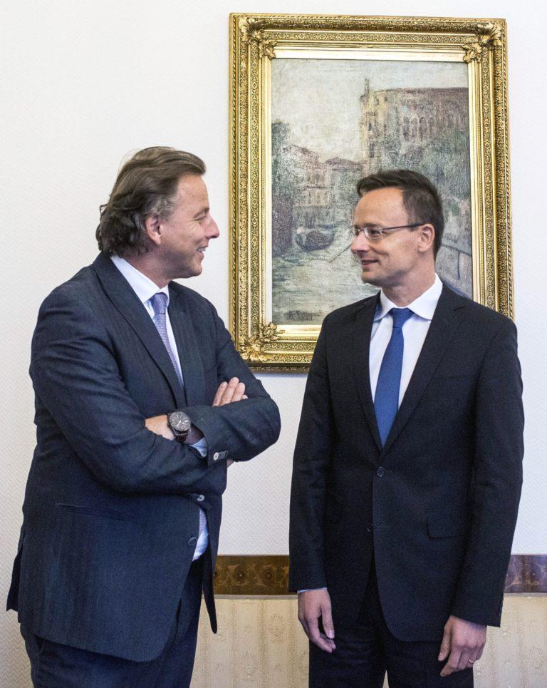 """Megoldódik a magyar-holland """"válság""""?"""