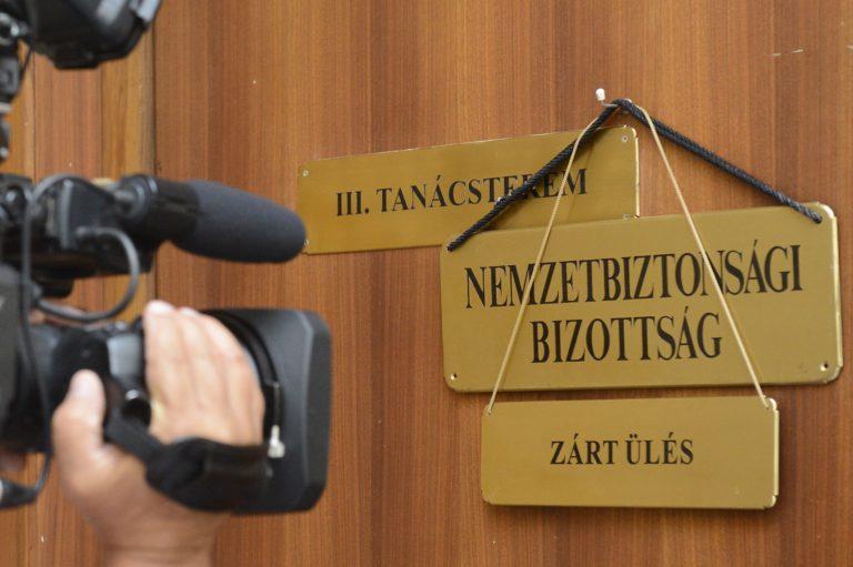 A letelepedési kötvényekről is tárgyalt a nemzetbiztonsági bizottság