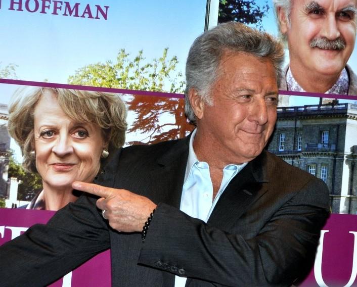 Dustin Hoffman, a diploma előtti kis nagy ember