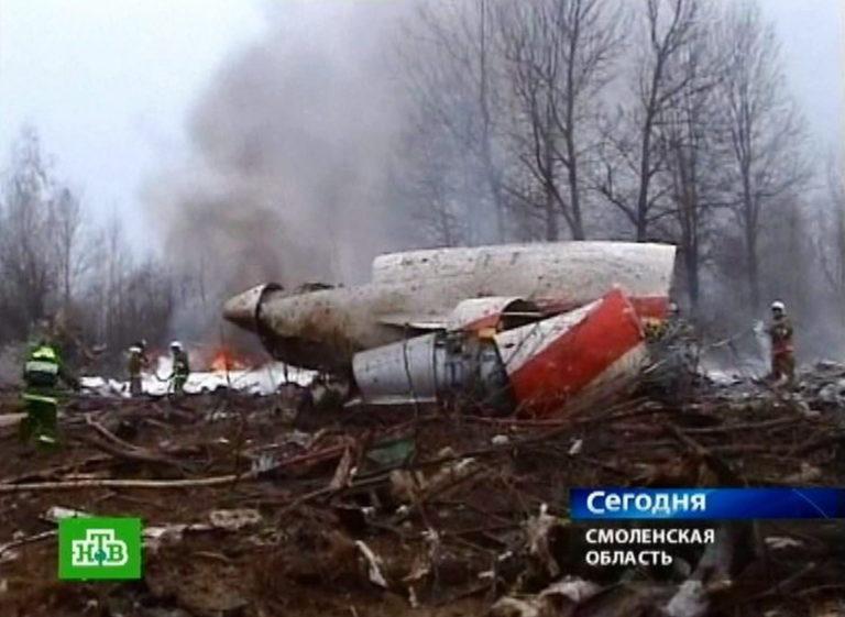 Robbanást gyanít a szmolenszki repülőbalesetet vizsgáló bizottság