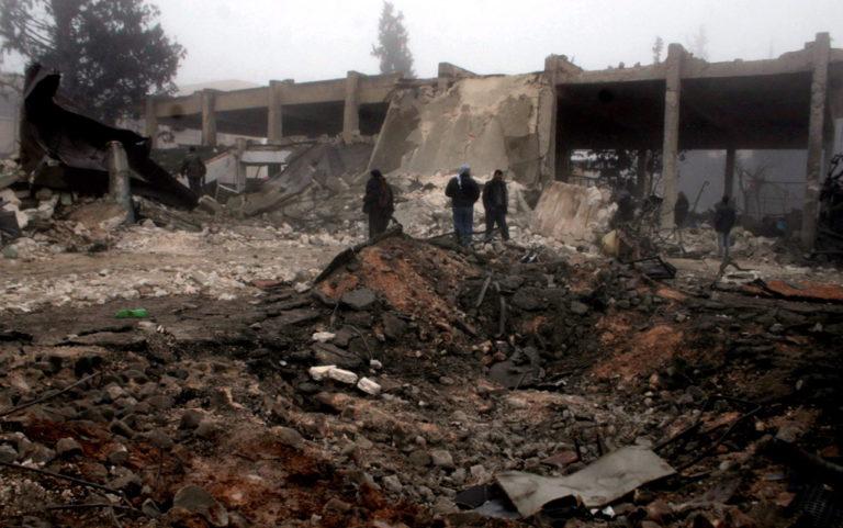 Újra heves harcok vannak több szíriai tartományban