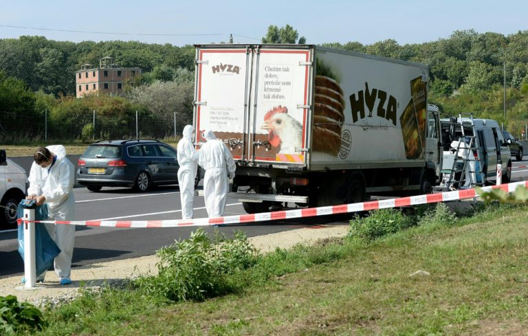 Magyarországon a halálkamionos banda körözött tagja