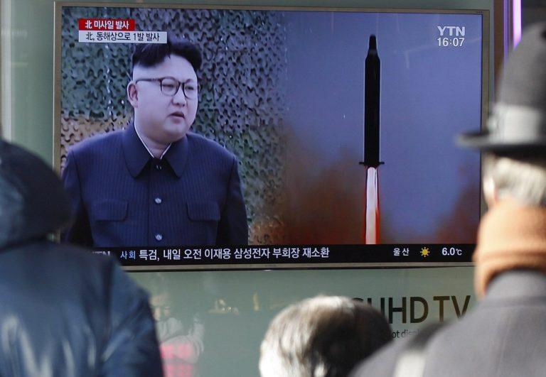 Rakéta kísérlet a tárgyalások bejelentése után