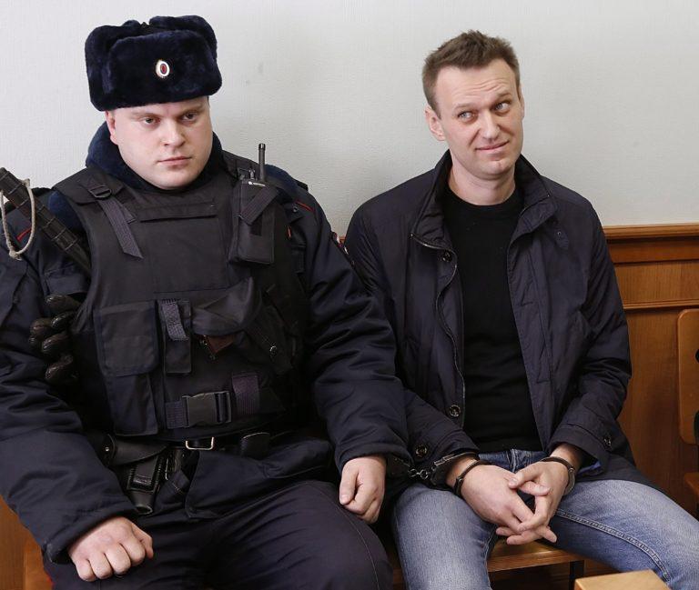 Börtönbe küldik Putyin legnagyobb ellenfelét