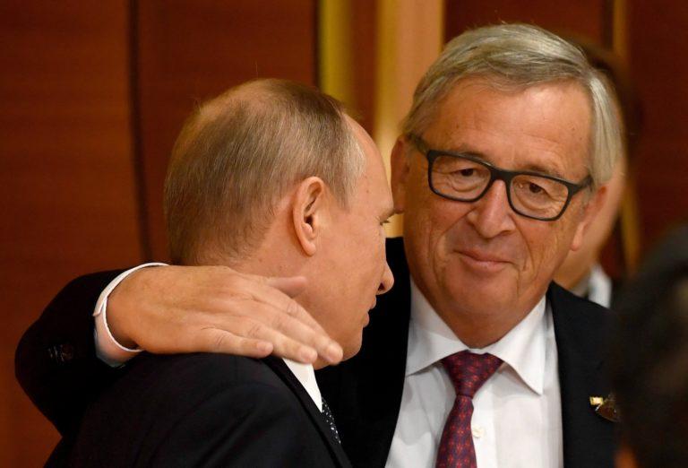 Juncker: Az EU megtorolja az amerikai szankciókat