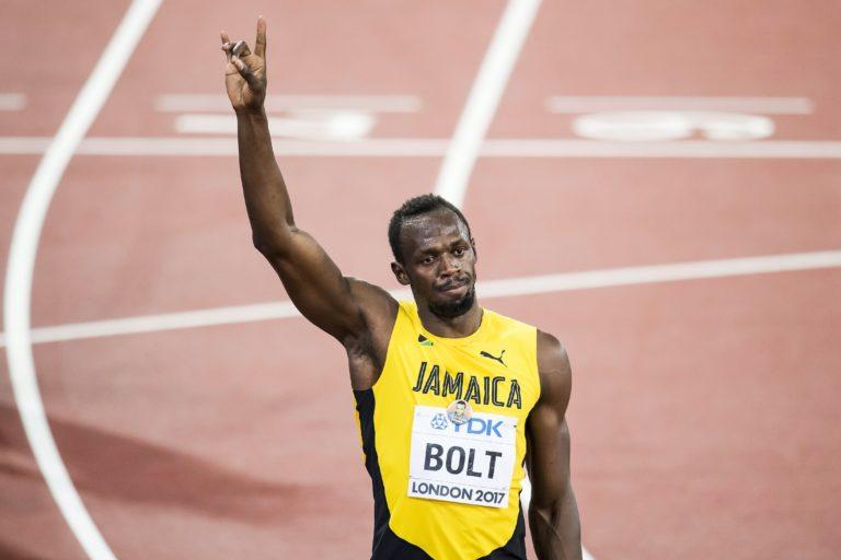 Sérüléssel búcsúzott Usain Bolt