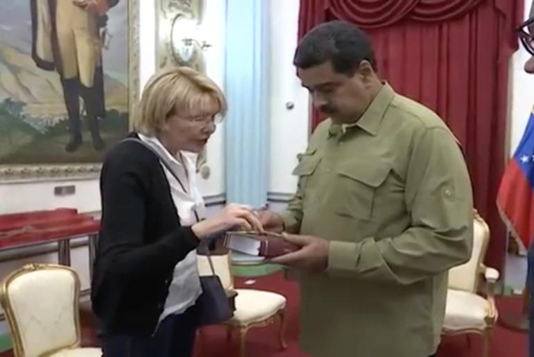 Késhegyig menő harc Venezuelában