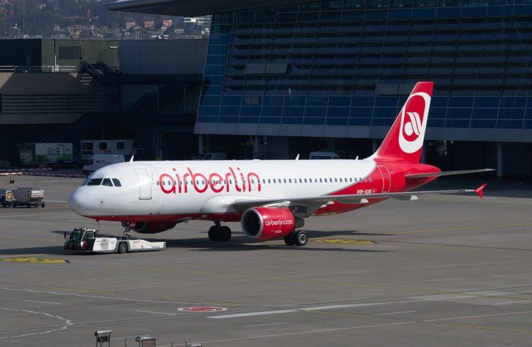 Csődveszélyben az Air Berlin