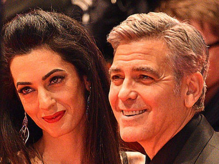A Clooney-házaspár mögött is Soros áll!