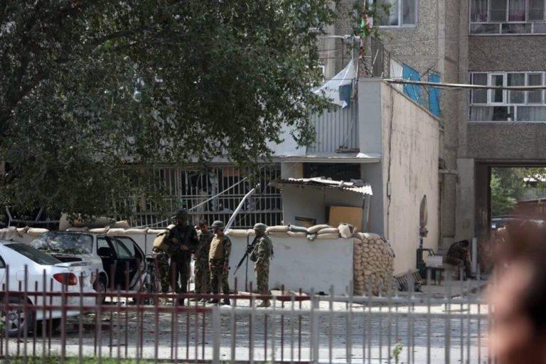 Öngyilkos merénylet Kabulban az amerikai követség közelében