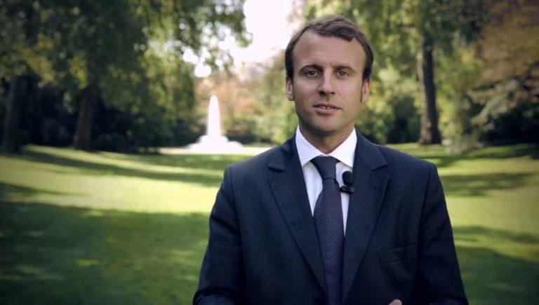 Macron nem tűri az antiszemitizmust