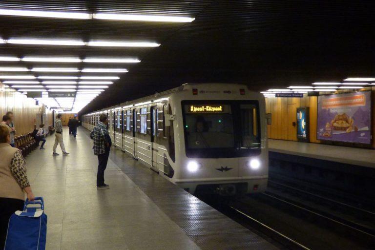 3-as metró: Rongálók után nyomoz a BKV