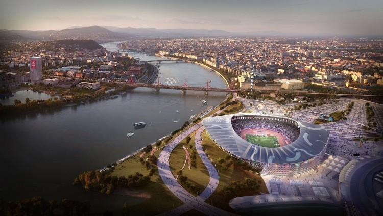 Erősen túlárazva vette meg az állam a tervezett atlétikai stadion helyét