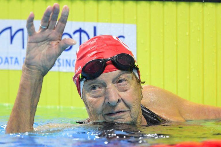 Öreg úszó, nem vén úszó
