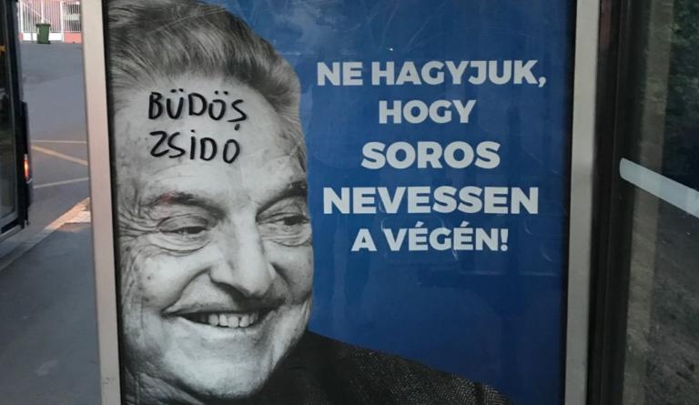 Így gyűlöld a Sorosodat!