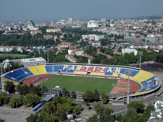 Partizan Beograd-Videoton FC 0-0
