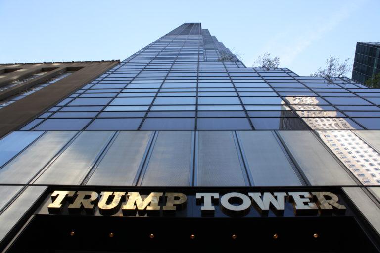 Trump tornyot akartak Moszkvában
