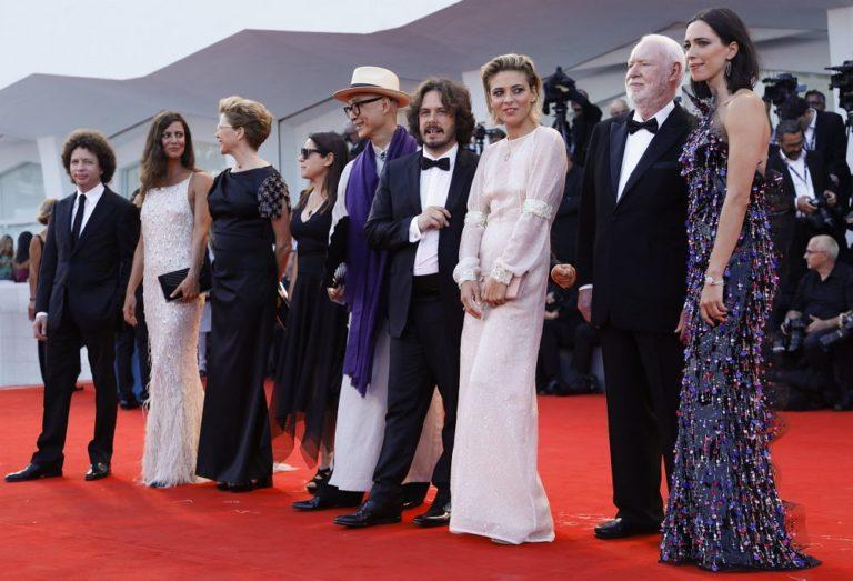 Megnyílt a 74. Velencei Nemzetközi Filmfesztivál