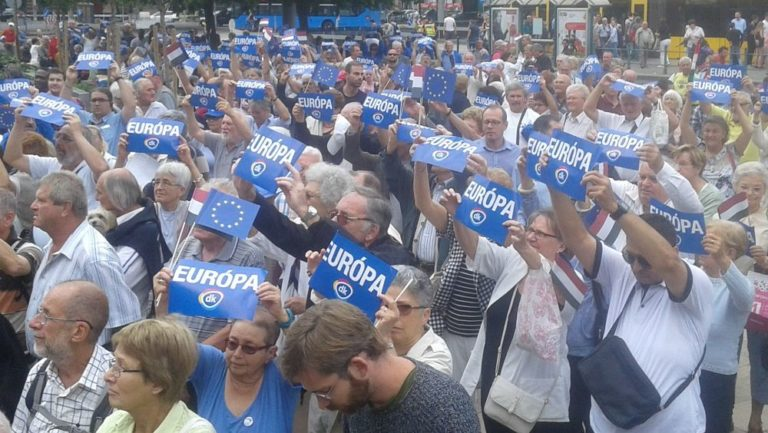 Orbán vagy Európa?
