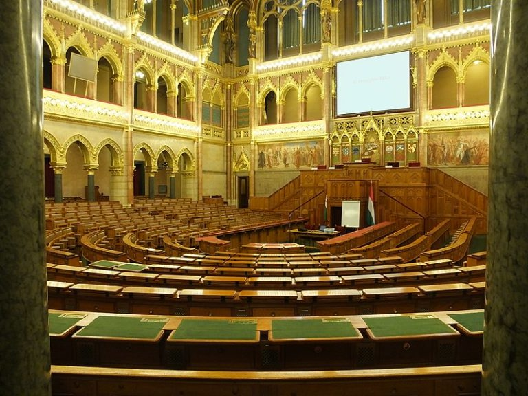 Vége az Országgyűlésnek