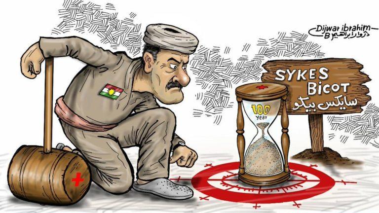 A Krexit küszöbén? A közelgő kurdisztáni népszavazás történelmi előzményei