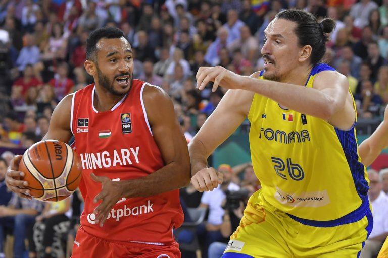 Bravúros győzelemmel jutott tovább a válogatott a férfi kosárlabda Eb-n
