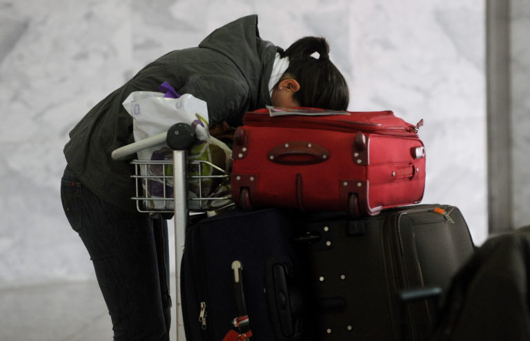 Megint tolvajok miatt panaszkodnak ferihegyi utasok