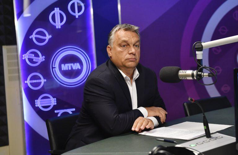 Orbán: a konzultáció segíthet megvédeni magunkat