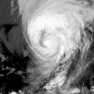 Tovább tombol, de már szelídebben Irma