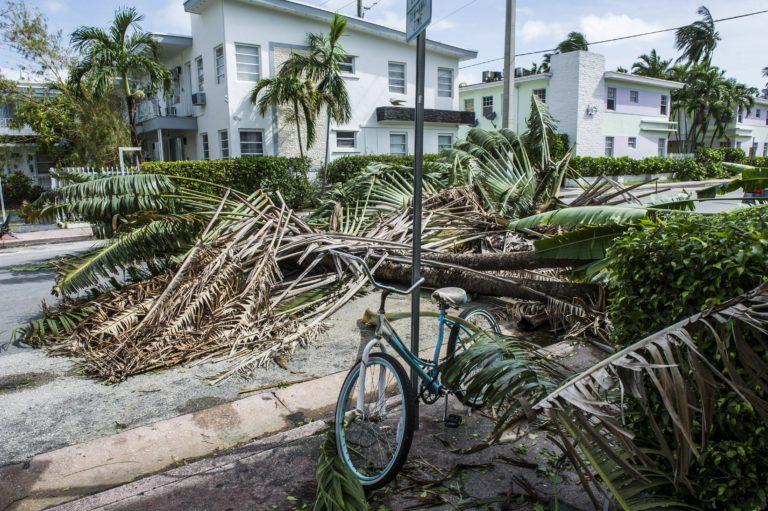 Felmérhetetlen pusztítást végzett az Irma hurrikán