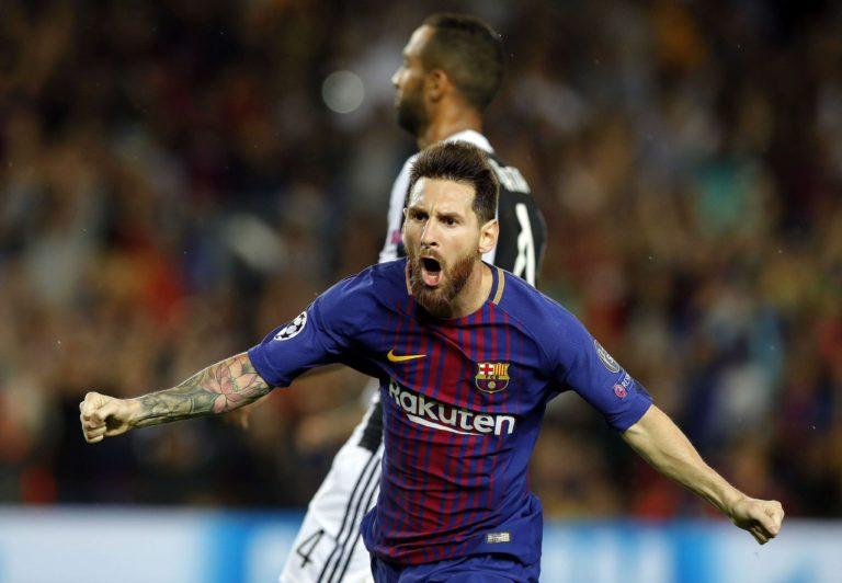 Messi több mint 100 millió eurót keres évente