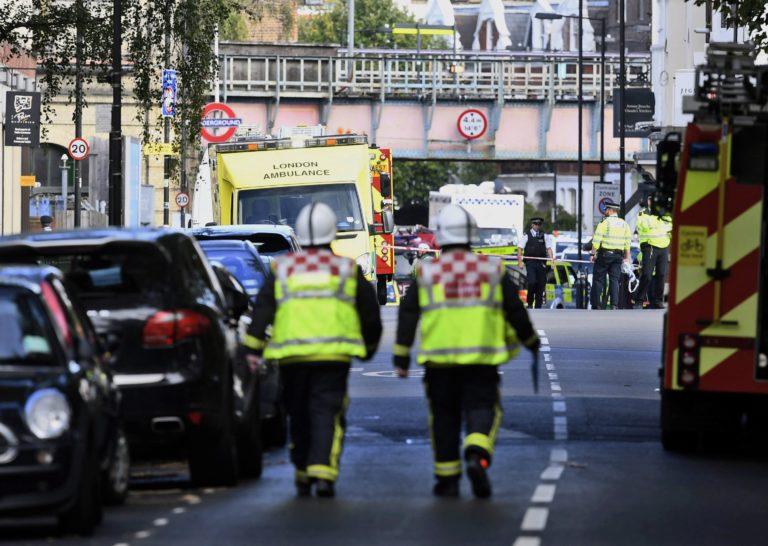 Londoni robbantás: Elfogtak egy fiatal férfit