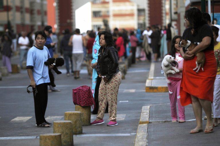 Újabb földrengés Mexikóban