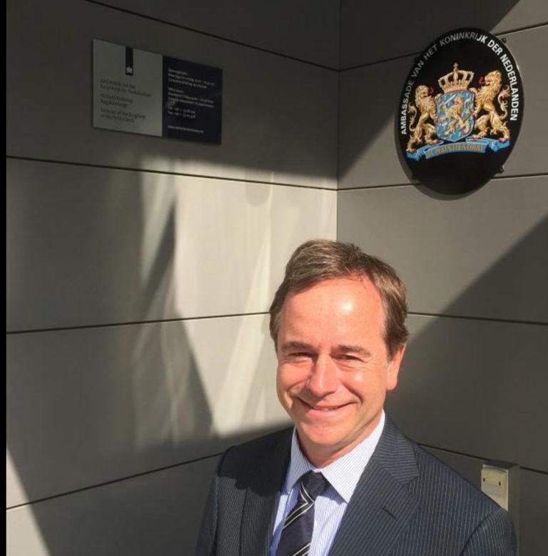 Itt az új holland nagykövet