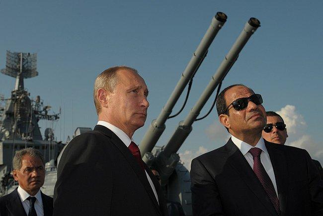 Oroszország pácban: csökken a fegyverek exportja