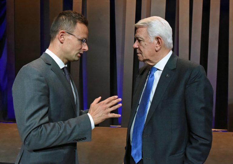 Ukrajna hátba szúrta Magyarországot – Szijjártó szerint