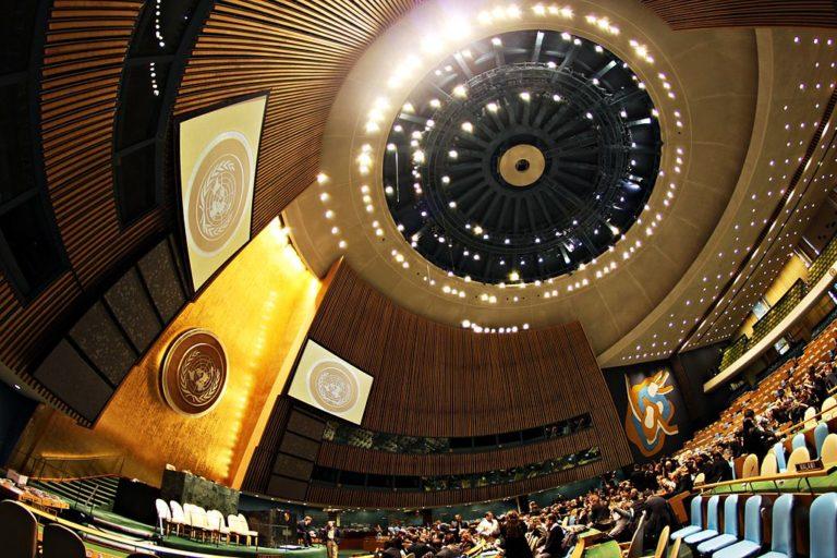 Hadgyakorlatok az ENSZ-ülés előtt