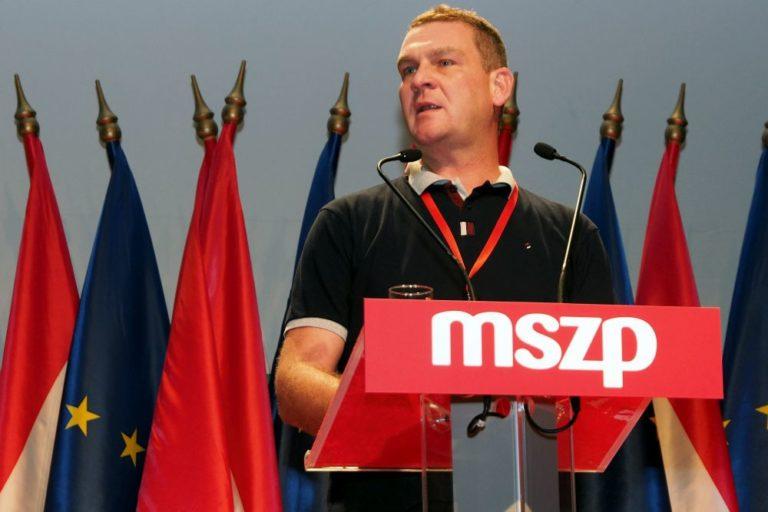 MSZP: A Fidesz áll Botka megfenyegetése mögött