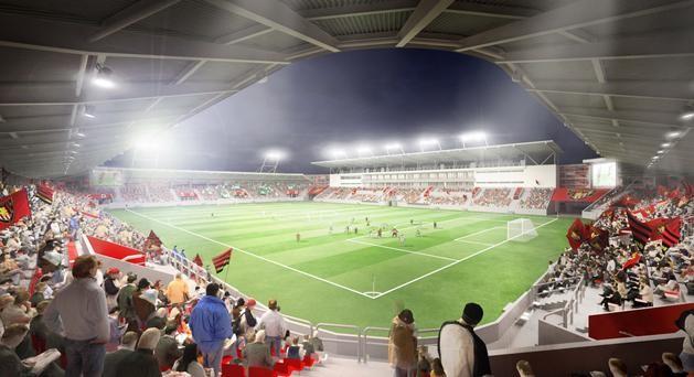 Ismét lefújták a Bozsik Stadion tenderét