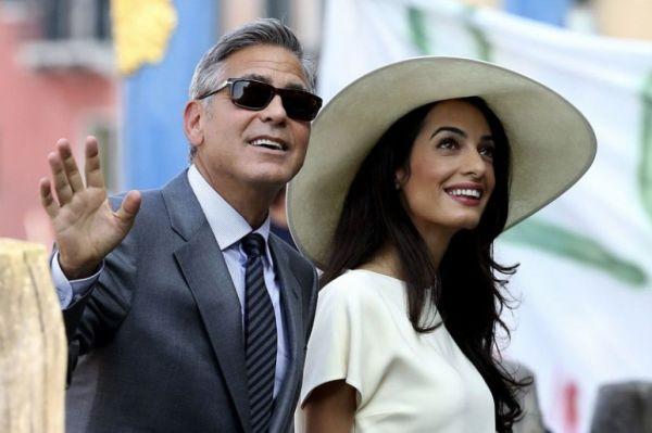 Clooneyék befogadtak házukba egy iraki menekültet
