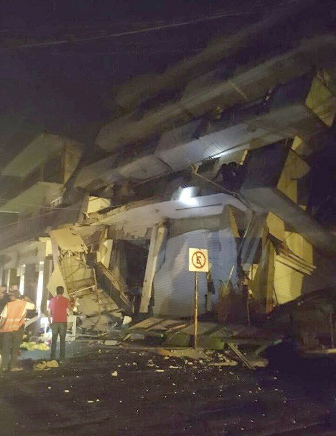 Nagy földrengés Mexikóban